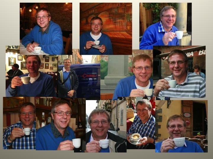 Carl Bjorkstrand, Cimbali UK Espresso Commercial Coffee Machines
