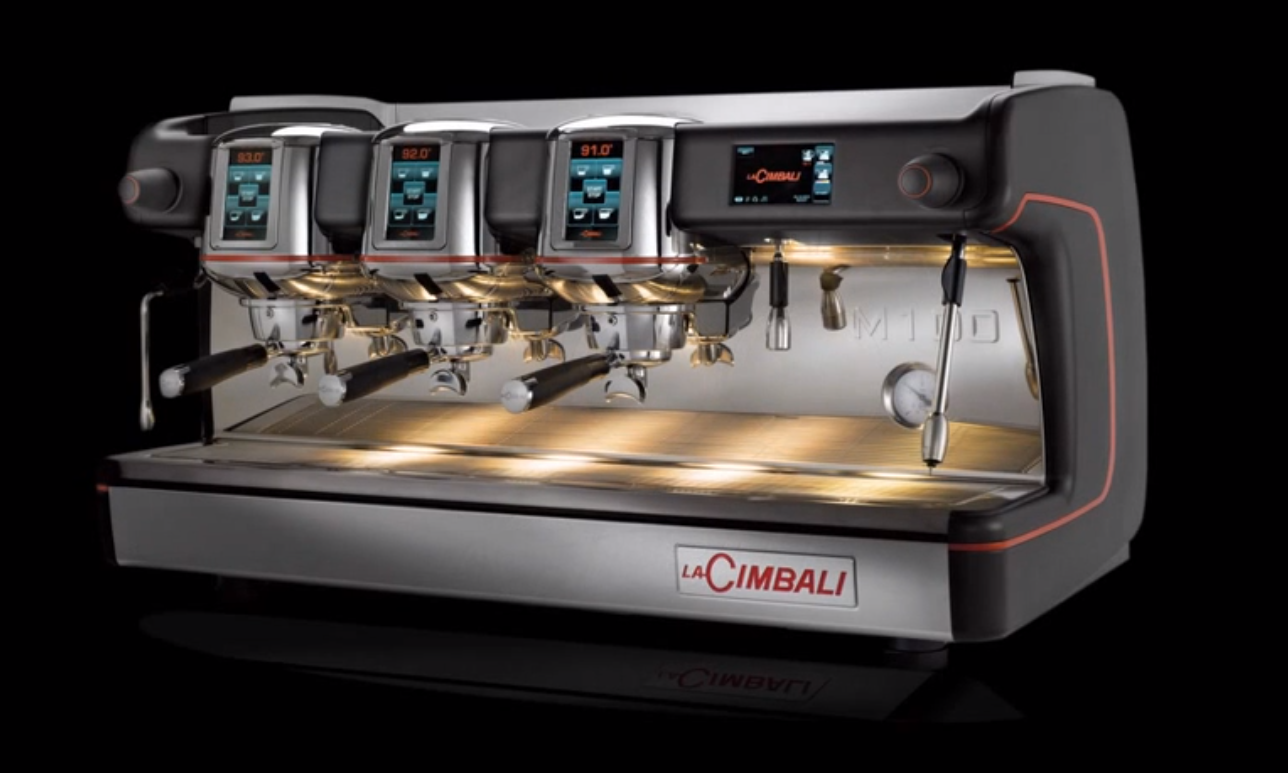 Cimbali M100 HD Steam Wand