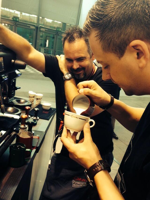 La Cimbali Commercial Coffee Machine