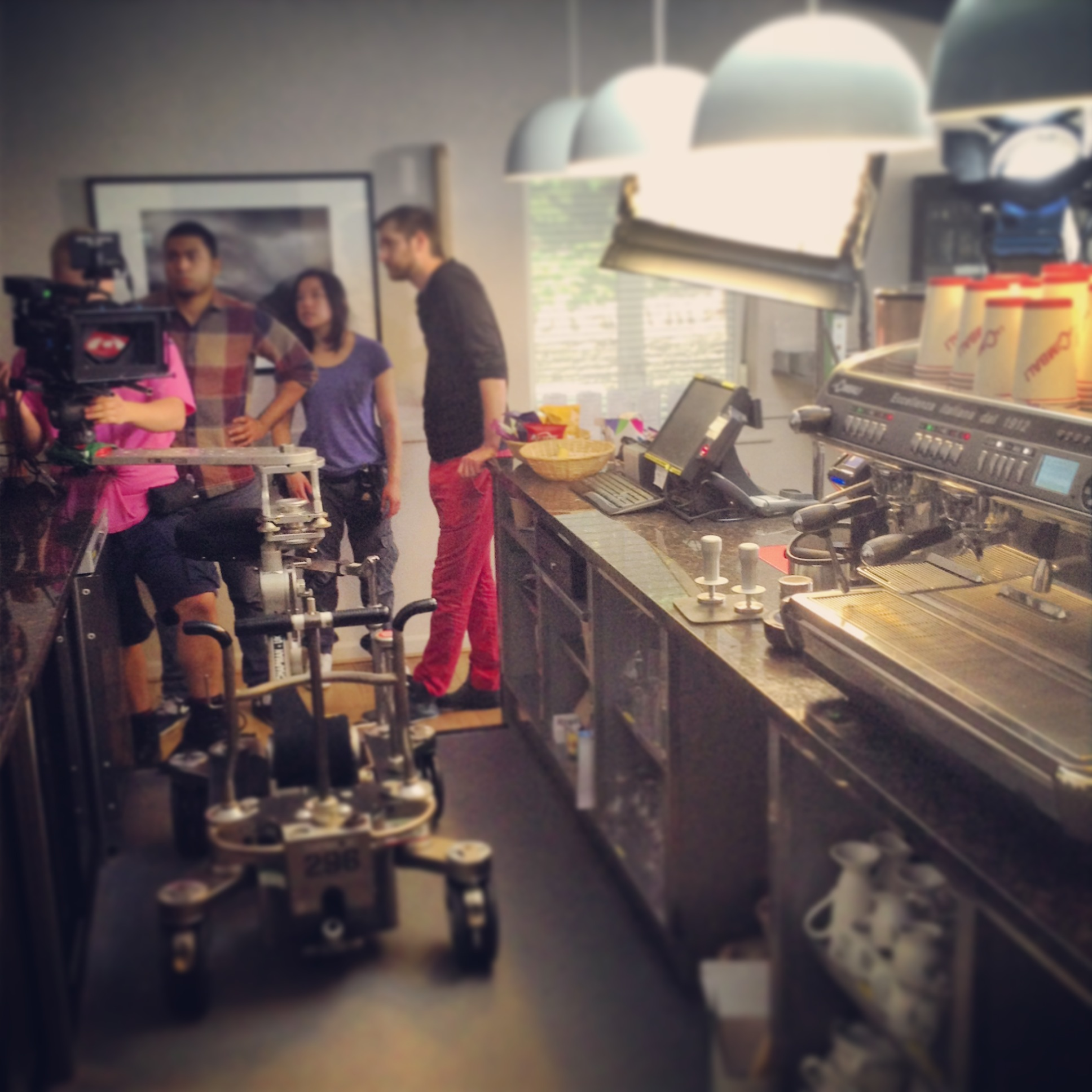 La Cimbali - Commercial Coffee Machines