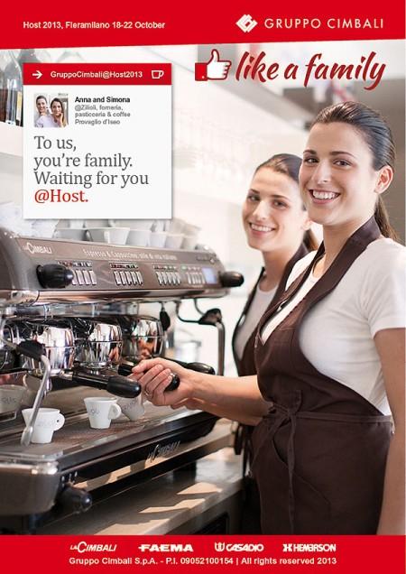 La Cimbali - Commercial Coffee Machines HOST