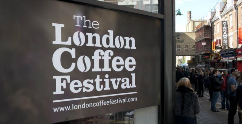 La Cimbali - London-Coffee Festival 2014