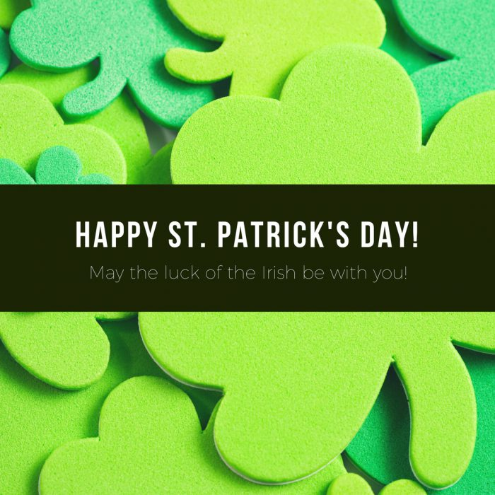 St Patrck's Day