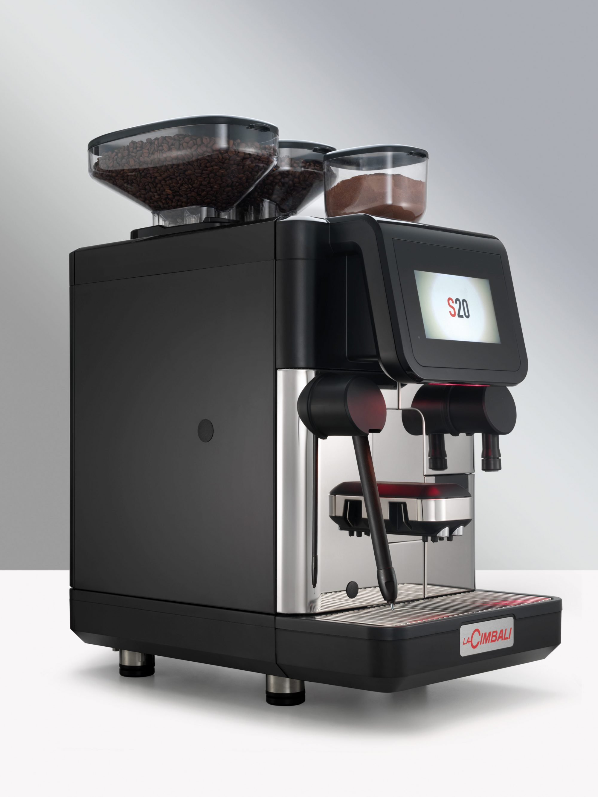 Two S20s will be o demo at the European Coffee Expo
