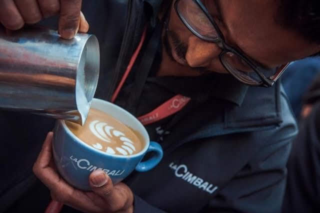Rohan Pitumpe barista trainer