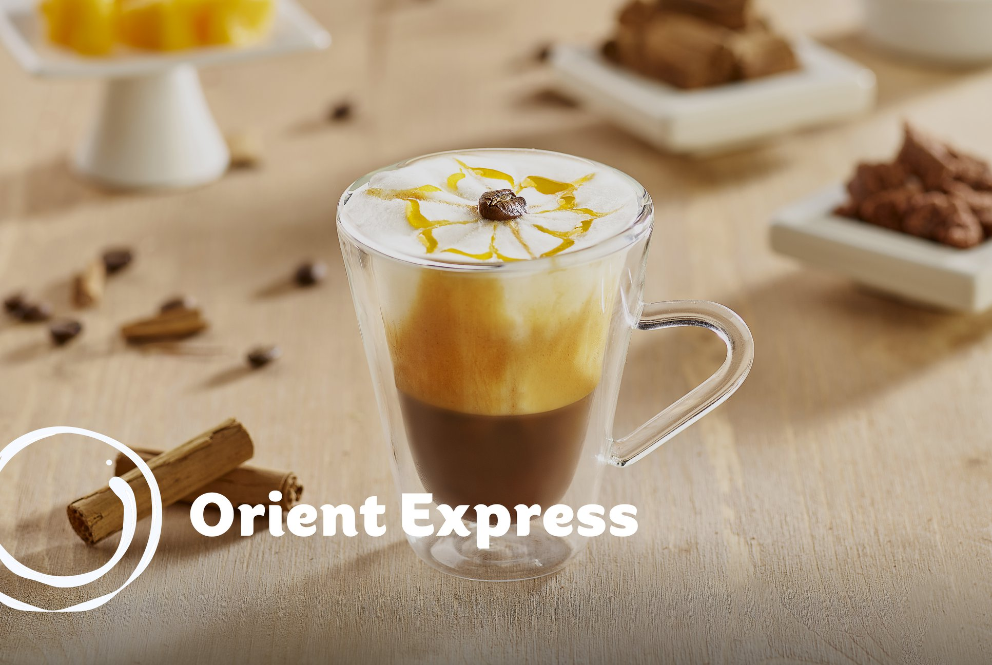Milki Mix Orient Express