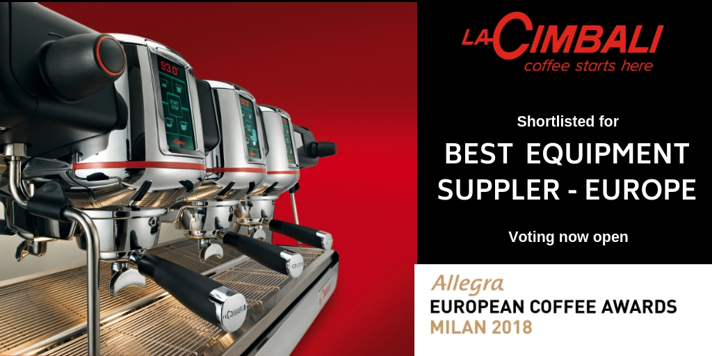 allegra European Coffee Awards